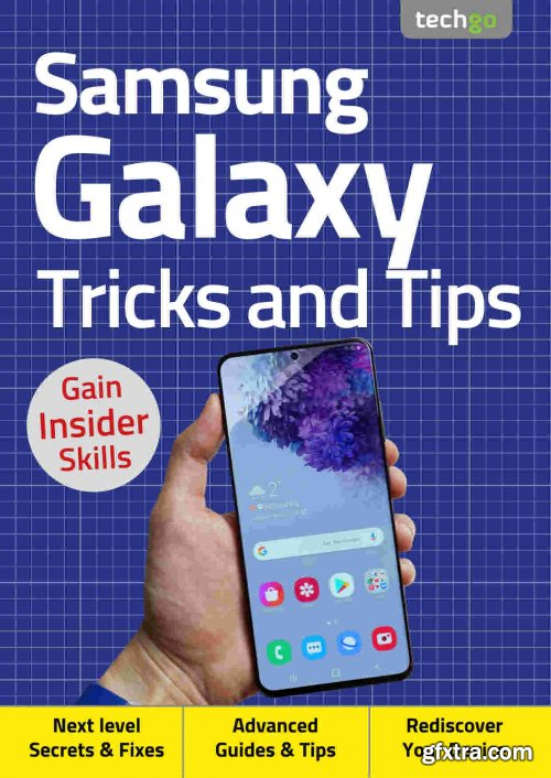 Samsung Galaxy, Tricks And Tips - 4th Edition, 2020