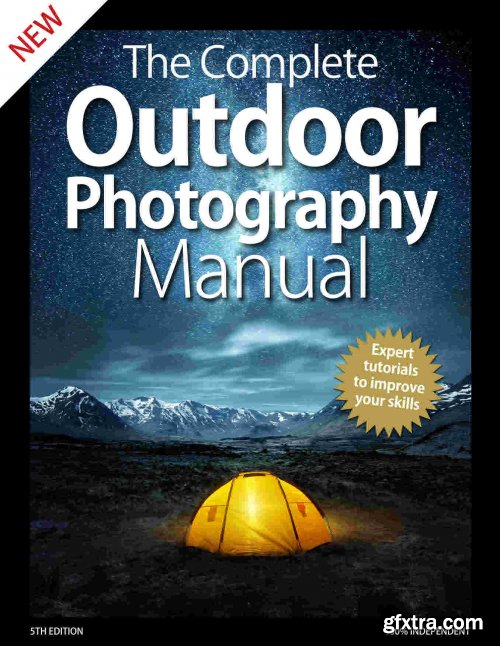 The Complete Outdoor Photography Manual - 5th Edition 2020 (True PDF)