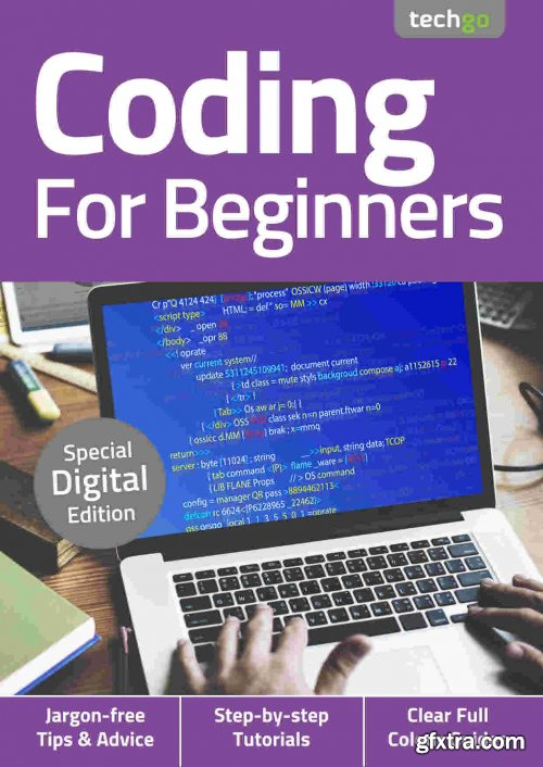 Coding for Beginners - 3rd Edition 2020 (True PDF)