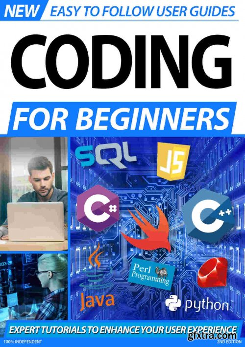 Coding for Beginners - 2nd Edition 2020 (True PDF)