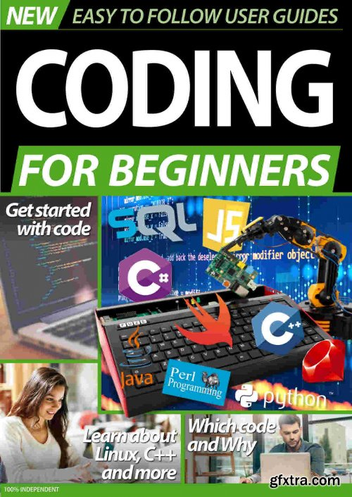 Coding for Beginners - 1st Edition 2020 (True PDF)