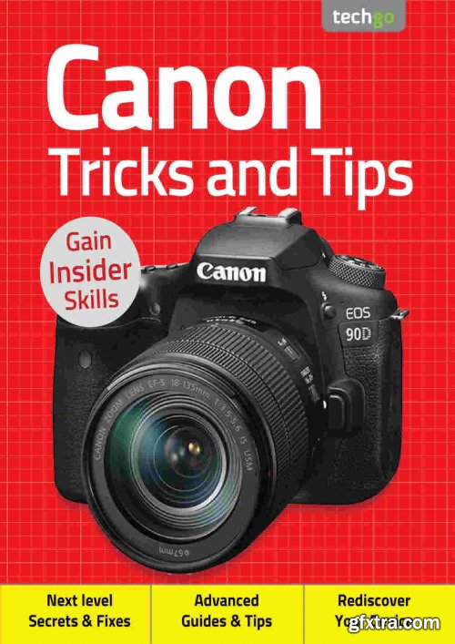 Canon, Tricks And Tips - 4th Edition 2020 (True PDF)
