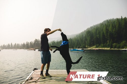 CreativeMarket - Nature Photoshop Actions 5460523