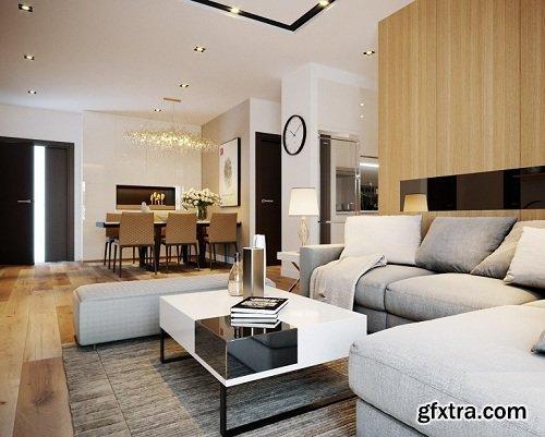Full Modern Apartment