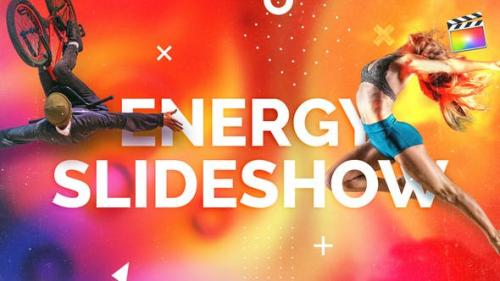 Videohive - Energy Slideshow | For Final Cut & Apple Motion