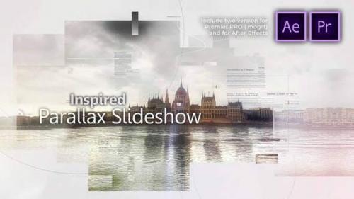 Videohive - Inspired Parallax Slideshow