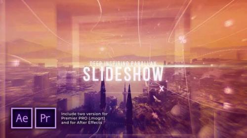 Videohive - Deep Inspiring Parallax Slideshow