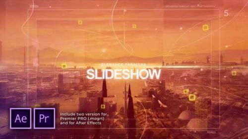 Videohive - Elegance Parallax Slideshow