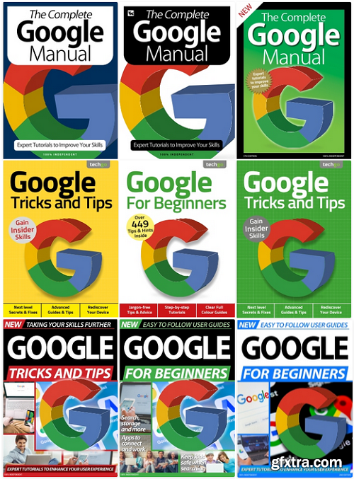 Google The Complete Manual,Tricks And Tips,For Beginners - Full Year 2020 Collection