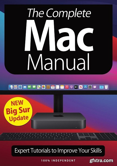 The Complete Mac Manual – 8th Edition 2021