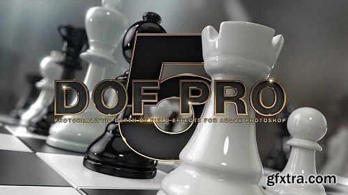 RichardRosenman DoF-Pro v5.1 For Adobe Photoshop