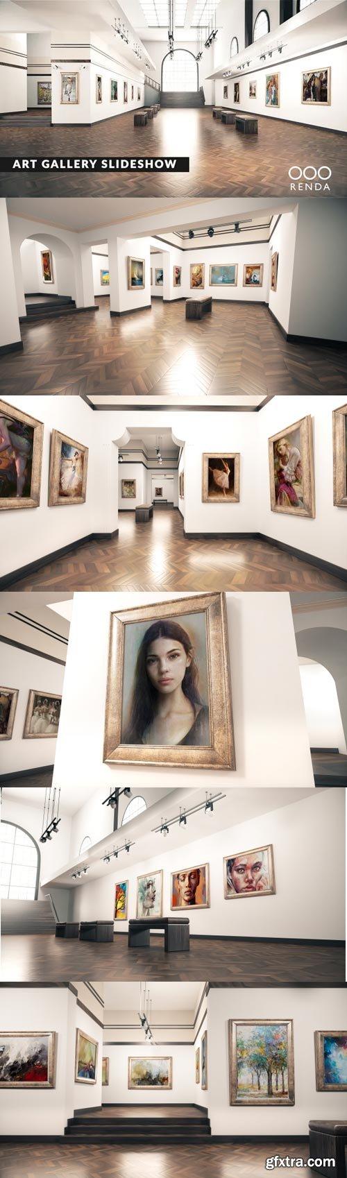 Videohive - Art Gallery Museum - 29741379