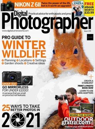 Digital Photographer - Issue 235, 2021