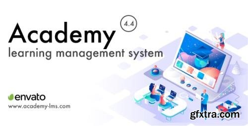 CodeCanyon - Academy v4.4 - Learning Management System - 22703468 - NULLED