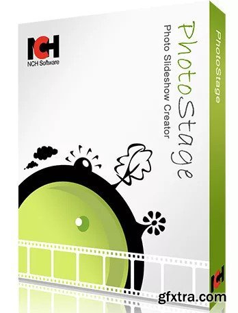 NCH PhotoStage Professional 8.13