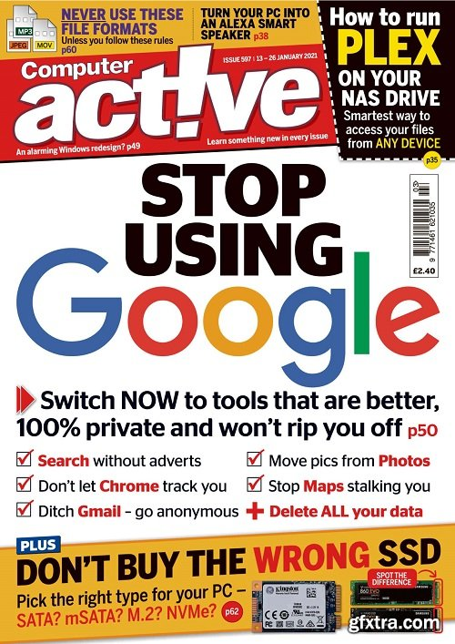 Computeractive - Issue 597, January 13, 2021