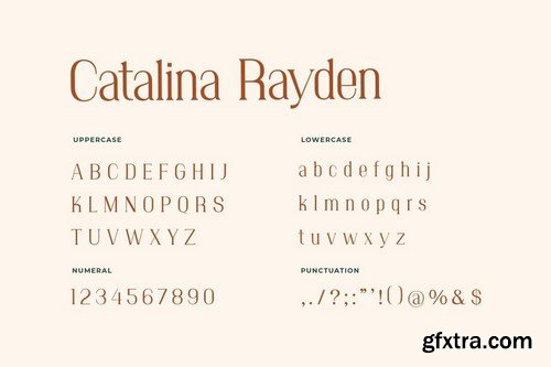 Saint Bordeaux Serif Display Font