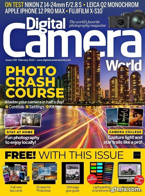Digital Camera World - February 2021