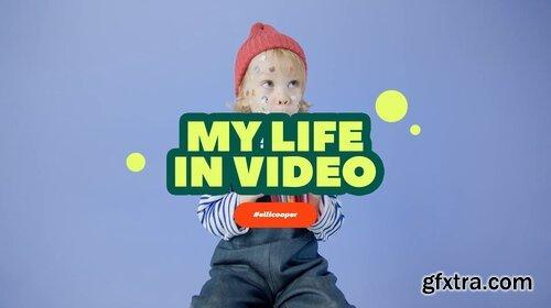 Videohive - Kid's YouTube Vlog - 29531559