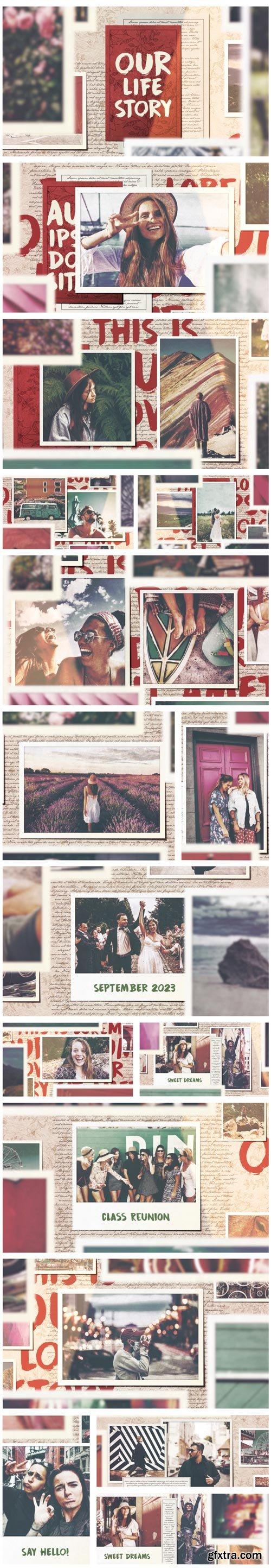 Videohive - Romantic Intro Slideshow - 29649592