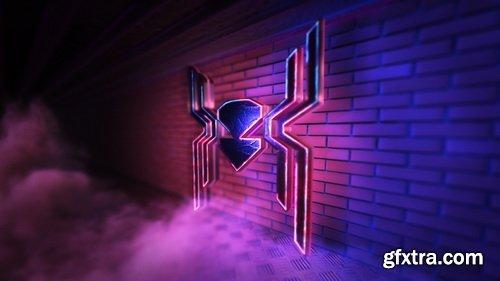 Videohive - Super Neon Logo - 29662971