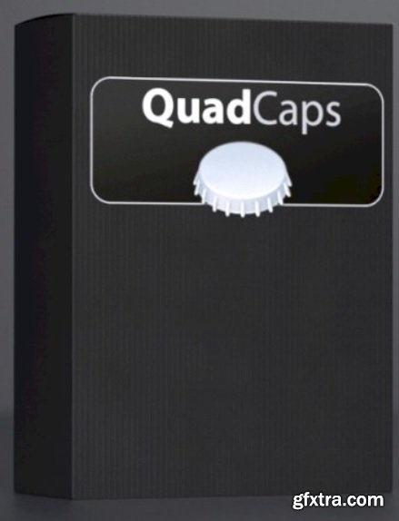C4DZone QuadCaps 1.0 R23