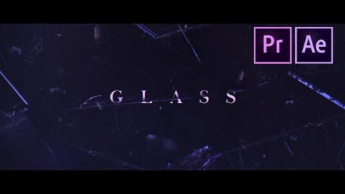Videohive - Broken Glass Trailer