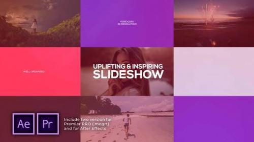 Videohive - Uplifting & Inspiring Slideshow