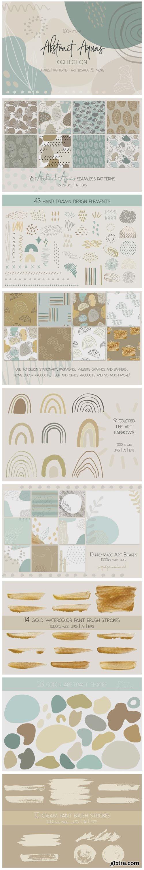 Abstract Art Modern Design Bundle 7626262