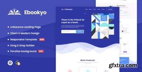 ThemeForest - Ebookyo v1.0.0 - Ebook Unbounce Landing Page Template - 29438521