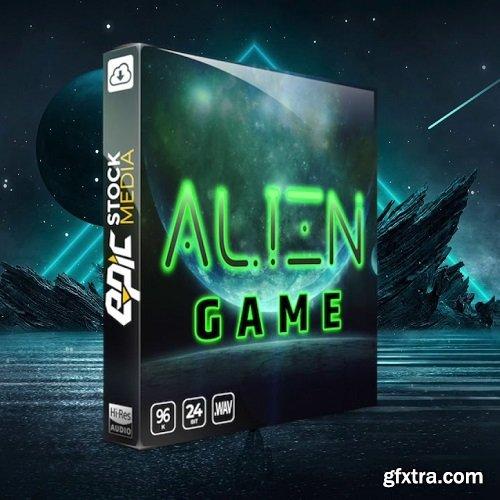 Epic Stock Media Alien Game