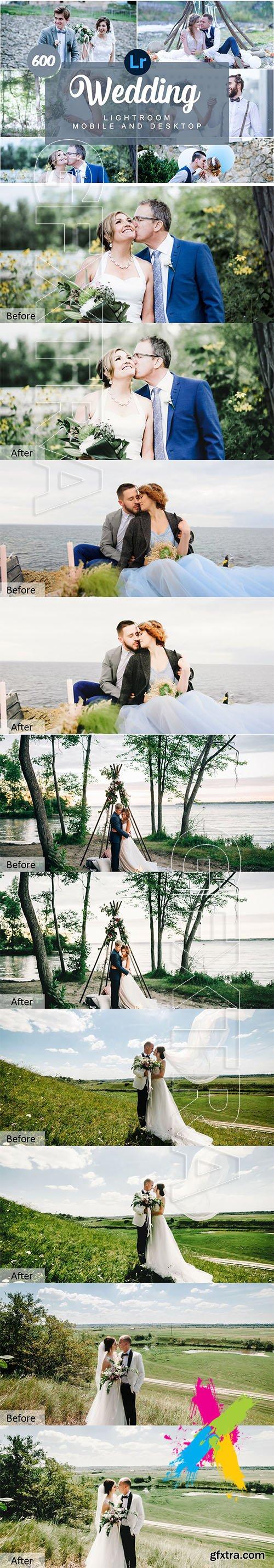 CreativeMarket - Wedding Mobile and Desktop PRESETS 5736478