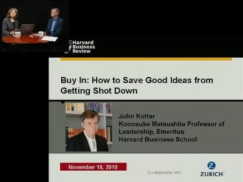 Oreilly - Buy In. How to Save Good Ideas from Getting Shot Down - 2235569207001