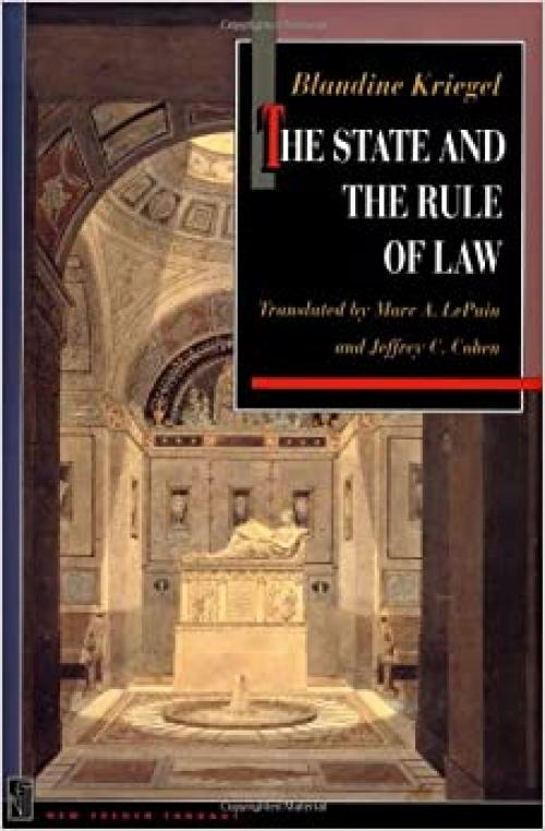 The State and the Rule of Law
