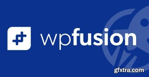 WP Fusion v3.36.3 - Connect Any CRM to WordPress - NULLED