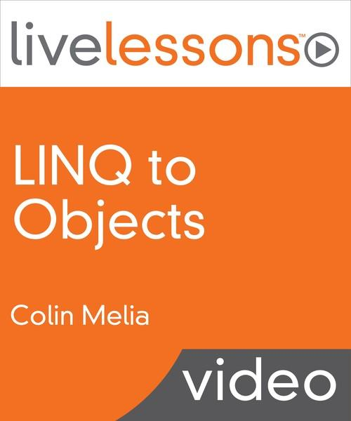 Oreilly - LINQ to Objects - 9780134180984
