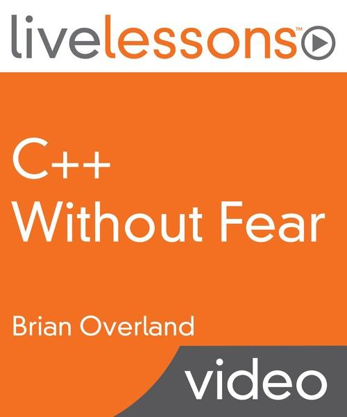 Oreilly - C++ Without Fear - 9780134318936