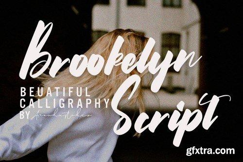 Brookelyn - Script Font