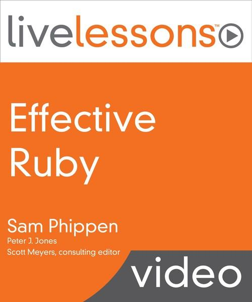 Oreilly - Effective Ruby - 9780134175416