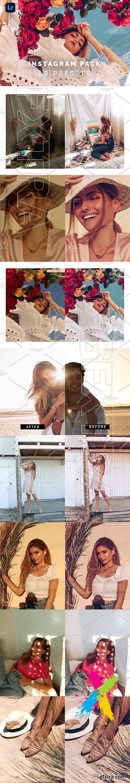 CreativeMarket - Instagram Pack - Lr presets 5185496