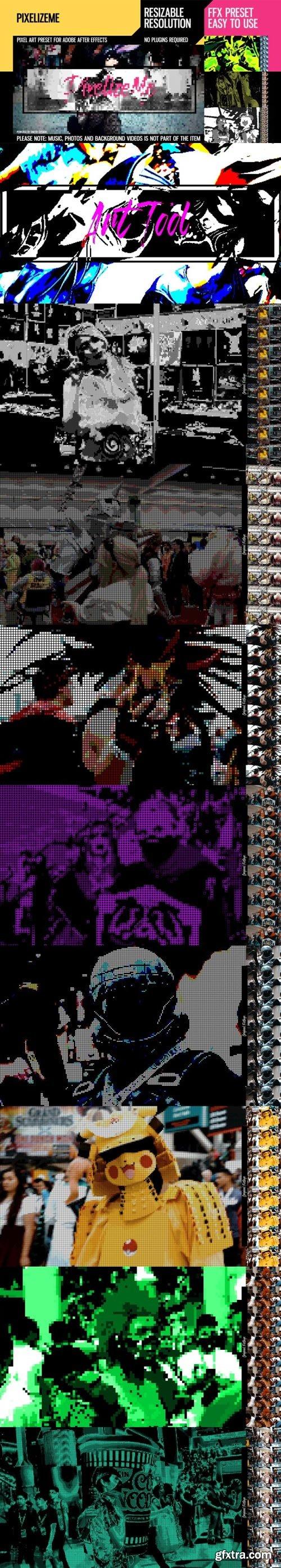 Videohive - PixelizeMe - 24458792