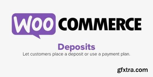 WooCommerce - Deposits v1.5.6