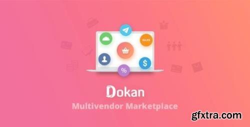 WeDevs - Dokan Pro (Business) v3.1.4 - Complete MultiVendor eCommerce Solution for WordPress - NULLED