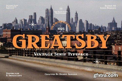 CM - Greatsby + Extras 5649456