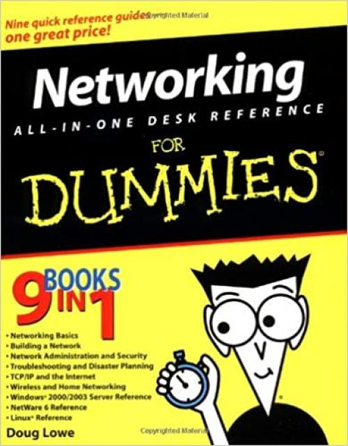 Networking All-in-One Desk Reference For Dummies (For Dummies (Computer/Tech))
