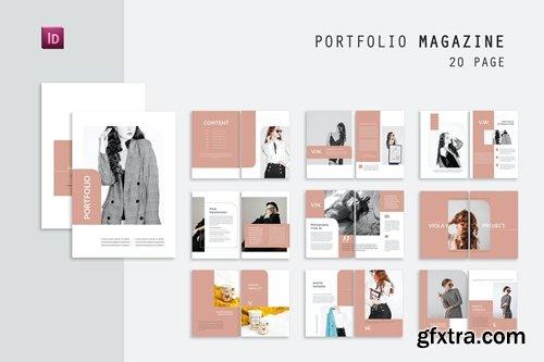 V.W Portfolio Magazine