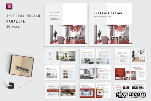 Square Interior Design Magazine