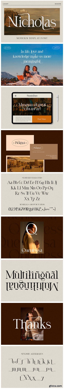 Nicholas Font