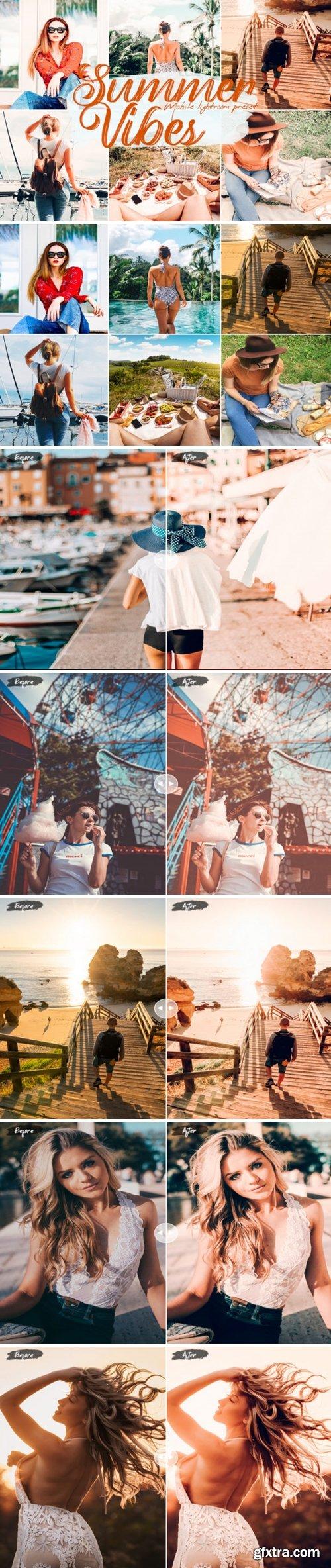 Summer Vibes Lightroom Presets 7882334
