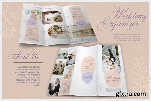 White Beauty Wedding - Brochure